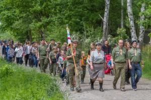 05_Do Harcerskiego Gaju naprzód marsz!